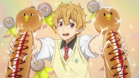 Free! いわとびっくりパンに関連した画像-01