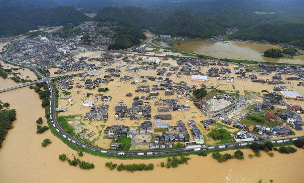西日本 豪雨 災害救助法 NHK 受信料 免除に関連した画像-01