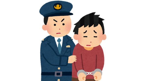 YouTube 違法アップロード バラエティ番組 さんま御殿 無職 逮捕に関連した画像-01