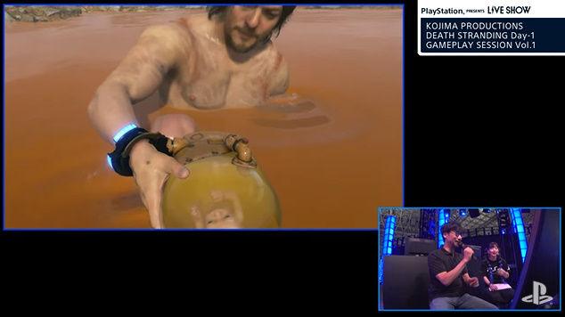 デス・ストランディング ノーマン・リーダス 温泉 いい湯だな 歌うに関連した画像-09