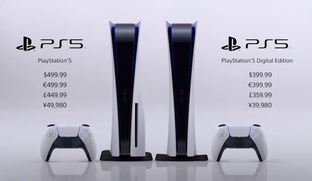 【終わりの始まり】『PS5』、発売から4日で11万8000台を売り上げる! でもソフトは一番売れてても2万本・・・