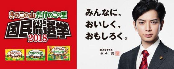 きのこたけのこ総選挙に関連した画像-01