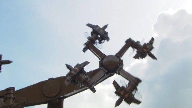 ドイツ 遊園地 鉤十字 ナチス ハーケンクロイツに関連した画像-03