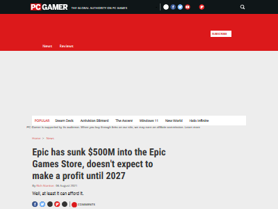 EpicGameStore数年先赤字に関連した画像-02