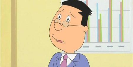 サザエさん マスオ 声優 卒業 田中秀幸 増岡弘に関連した画像-01