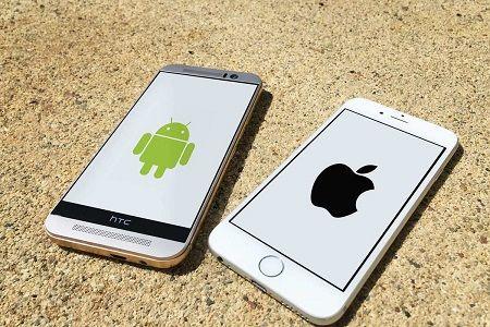 Android iPhone スマートフォン 金持ち 友達 調査に関連した画像-01