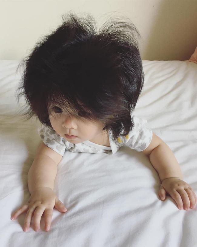 赤ちゃん フサフサ babychancoに関連した画像-02