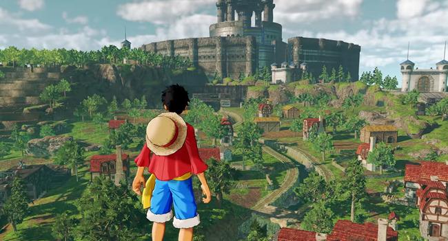 ワンピース世界を自由に駆け回れる新作冒険ゲームPS4『ワンピース ワールドシーカー』、PV公開!メタルギア風アクションかwwwwww