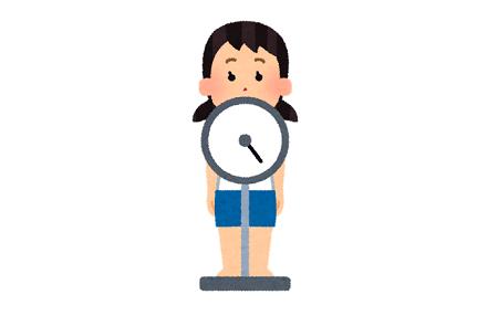 シンデレラ 体重 ガリガリ 若者 BMIに関連した画像-01