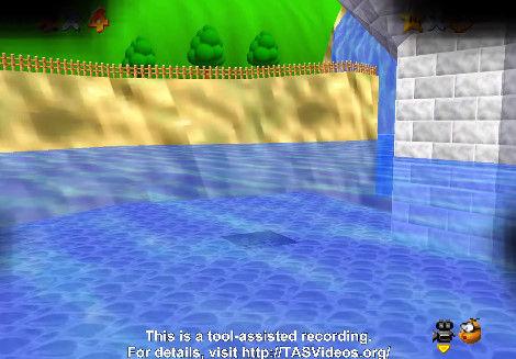 スーパーマリオ64 TAS 新記録に関連した画像-06