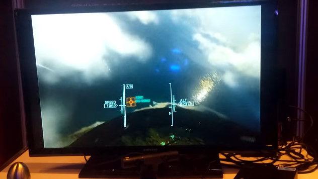 エースコンバット7 PSVR プレイ動画に関連した画像-11