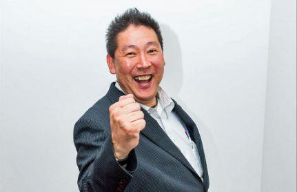 N国・立花氏が代表の会社、詐欺行為をしていた疑いが報道される