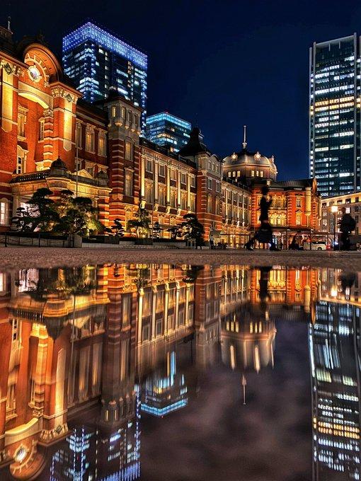 下敷き iPhone 東京駅に関連した画像-03