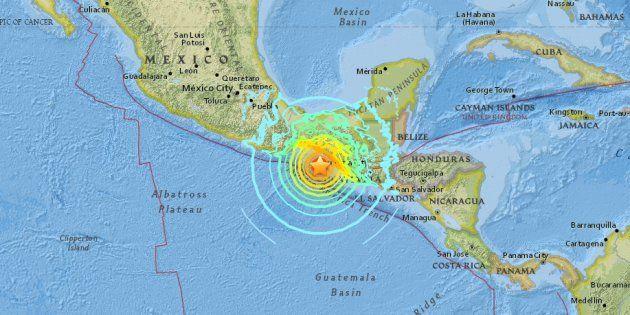 太陽フレア メキシコ 巨大地震 津波 日本 熊本 地震 に関連した画像-01
