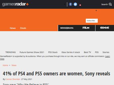 PS5 PS4 女性に関連した画像-02