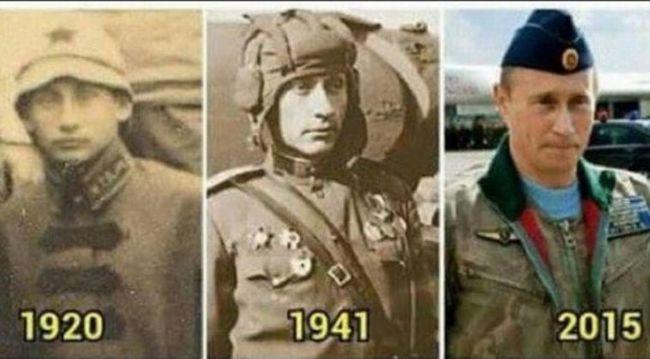 プーチン 荒木飛呂彦に関連した画像-03