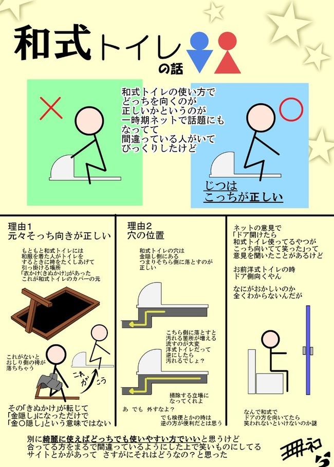 和式トイレ使い方に関連した画像-02