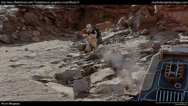 スターウォーズ バトルフロント MOD グラフィックに関連した画像-05