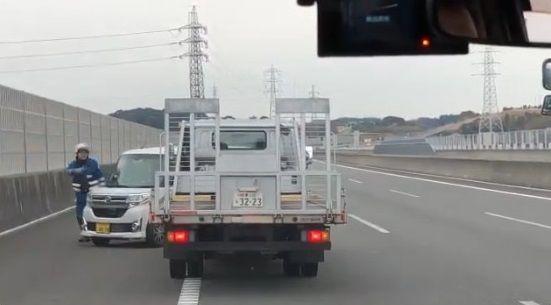 新東名 軽自動車 逆走に関連した画像-05