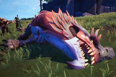 モンハン モンスターハンター Dauntless coop RPG F2Pに関連した画像-01