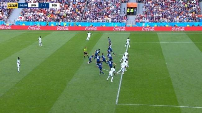 サッカー セネガル ワールドカップ オフサイドトラップに関連した画像-01