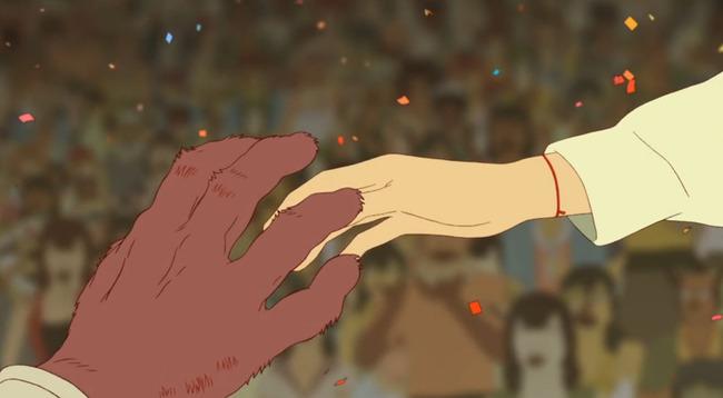 おおかみこどもの雨と雪 細田守 バケモノの子 予告映像 役所広司 宮崎あおい に関連した画像-23