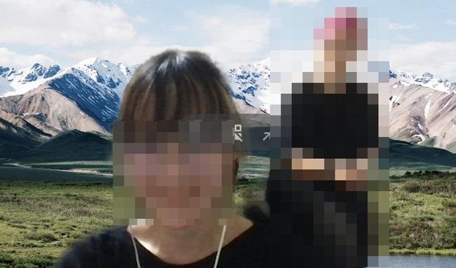 ビデオ会議 ZOOM 妻 旦那に関連した画像-01