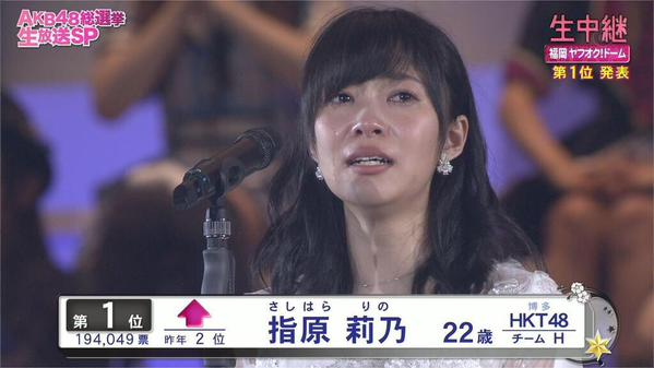 AKB48総選挙 投票 金額に関連した画像-03