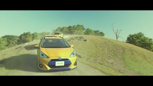 トヨタ アクア AQUA 自動車 車 CM ファイナルファンタジー FFに関連した画像-05