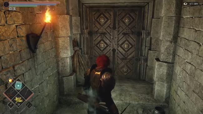 PS5『デモンズソウル リメイク』の隠し扉、いまだに誰も開けられずついに賞金をかけだす人まで現れるwwwwww