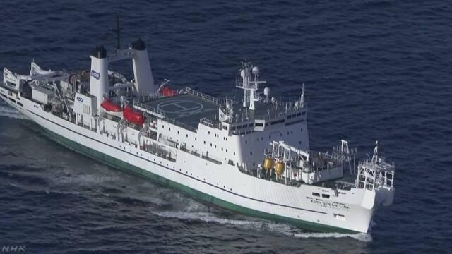 【陸がダメなら海だ!】auが基地局機能を持つ船を千葉南部の海上に投入!!通信復活へ!!