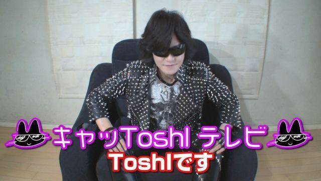 XJAPAN ToshI YouTuber デビューに関連した画像-01