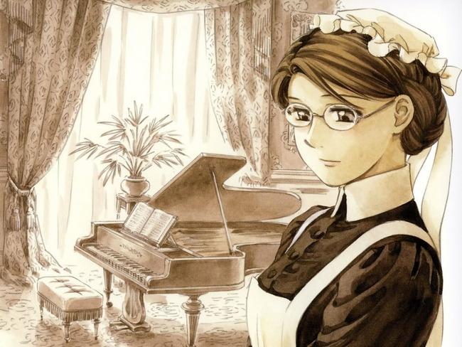 メイド服 エマ メイド喫茶に関連した画像-01