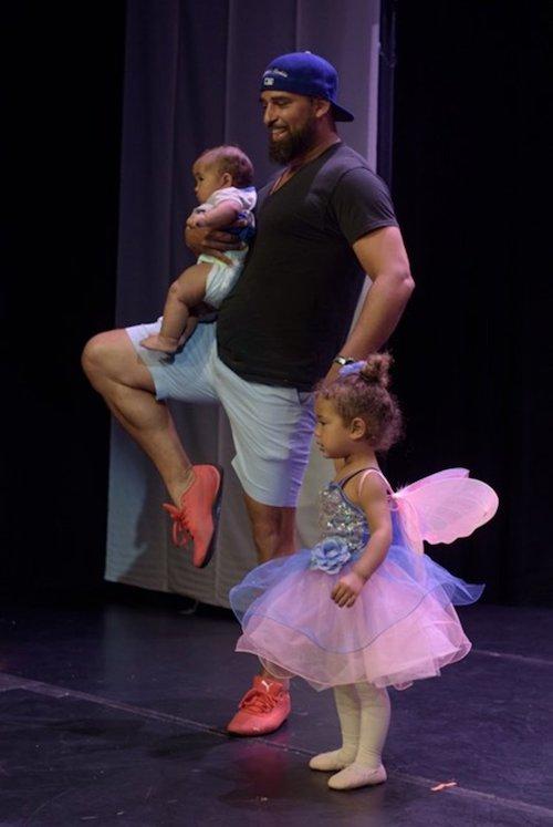 娘 バレエ 号泣 父親 良い話に関連した画像-05