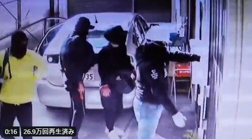 窃盗集団 犯罪 ツイッターに関連した画像-04