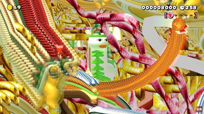 マリオメーカー2 バグ サイコホラーに関連した画像-07