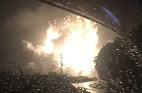 岡山 アルミ工場 爆発 大雨に関連した画像-01