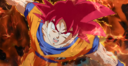 ドラゴンボール 超サイヤ人ゴッドSS 青髪 復活のFに関連した画像-01