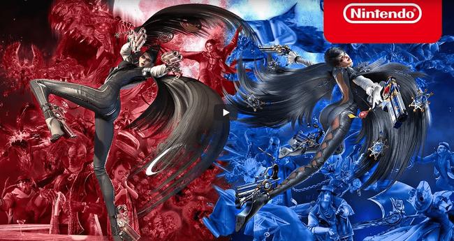 ニンテンドースイッチ版『ベヨネッタ1+2』が世界各国のAmazonランキングで1位を獲得!!一方日本では・・・