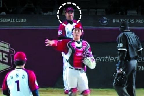 野球 韓国 ルール 捕手 キャッチャー 三塁手 プロ野球 監督に関連した画像-01