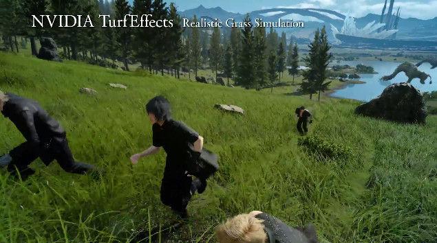 FF15 PC版 ファイナルファンタジー15 グラフィック FPSに関連した画像-06