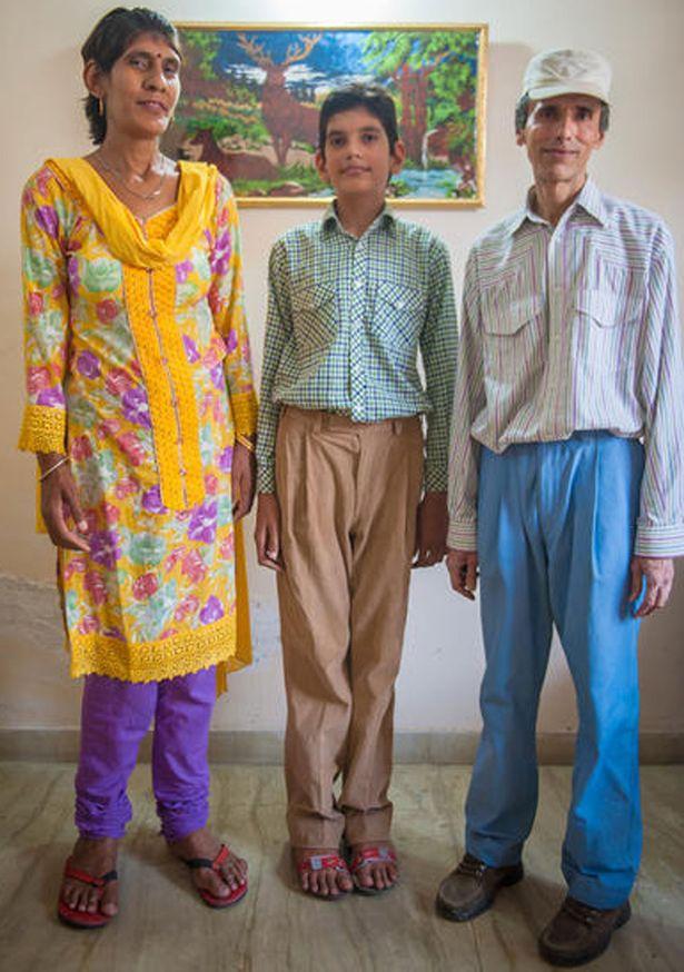 8歳 身長198cm インドに関連した画像-05
