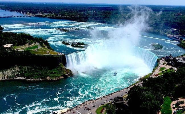 ナイアガラの滝 凍結 カナダに関連した画像-01