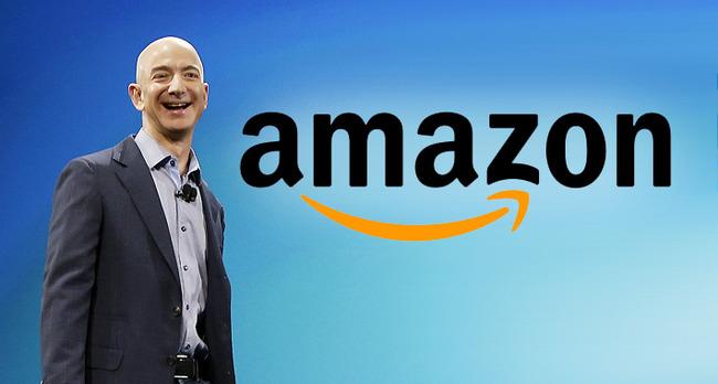 アマゾン ジェフ・ベゾス 17兆円に関連した画像-01