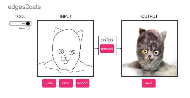 猫 イラスト ツール リアル 変換に関連した画像-09