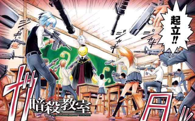 暗殺教室TVアニメに関連した画像-01