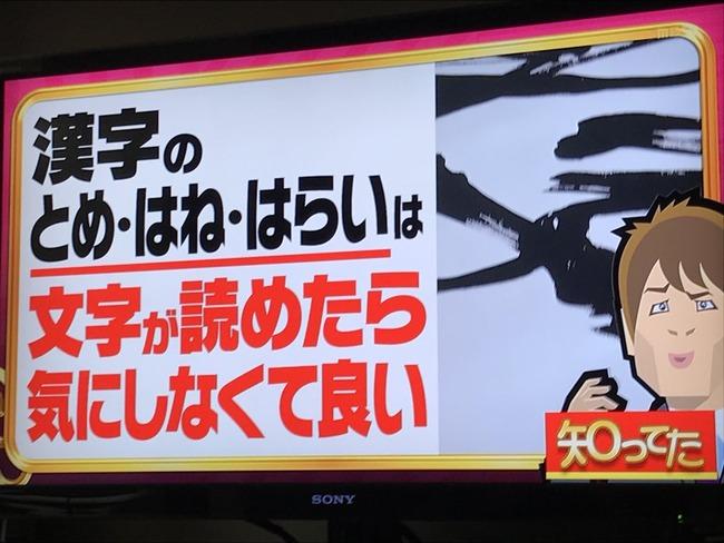 漢字 とめ はね はらい 特に決まりがない 減点に関連した画像-05