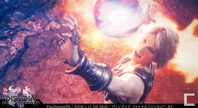 ディシディアファイナルファンタジーNT アーケード PS4版 オープニングに関連した画像-14