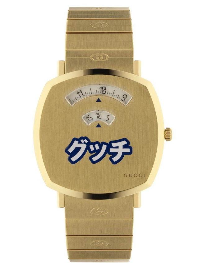 グッチ カタカナロゴ 腕時計 ダサいに関連した画像-03