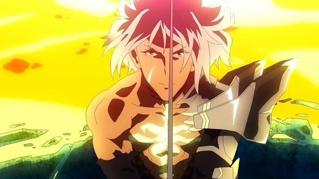 Fate Apocrypha アポクリファ フェイト 作画 22話 作画崩壊 神作画に関連した画像-07